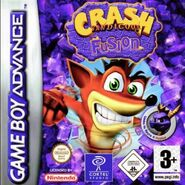 Crash Bandicoot Purple Ripto's Rampage Crash Bandicoot Fusion 2004