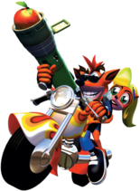 Crash Bandicoot 3 Warped Crash Bandicoot Coco