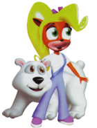 Crash Bash Polar e Coco (2000)