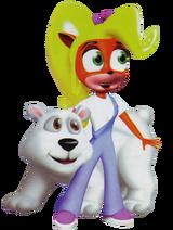 Crash Bash Polar e Coco (2000)