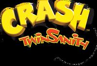 Crash Twinsanity Logo