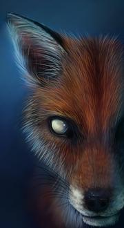 Big Ugly Ol Fox by Foxbane