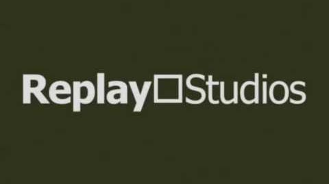 Replay Studios Logo Animation - Crashday Version