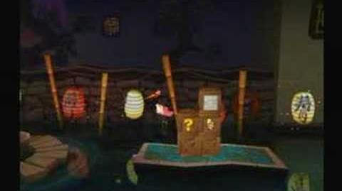 Crash Bandicoot The Wrath of Cortex- Banzai Bonsai