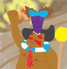 PapuPapuPresidentialPortrait