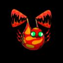 Bloated glutterfly
