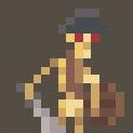 Skeleton Gladiator Icon