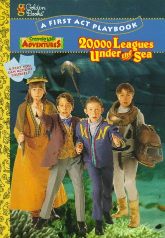 20,000 Leagues Under the Sea | Crayola Kids Adventures Wiki ...