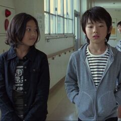 Shinichi and his best friend
