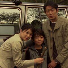 The Kawakami Family