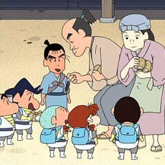 677, Niemon and Osato