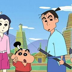 678, Ren, Matabe and the kids