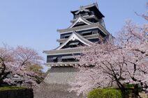 Kumamoto - Castillo (realidad)