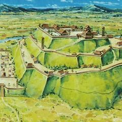 Kasuga fort