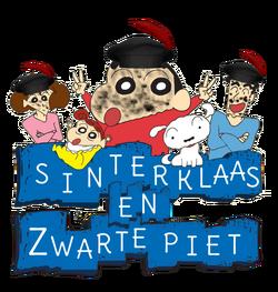 Tab Sinterklaas en Zwarte Piet