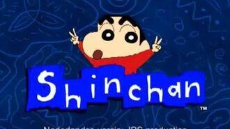 Shin Chan intro (Dutch Nederlands)