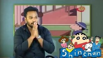 The Official Tamil Voice of Shinchan