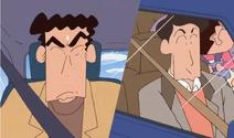 Mr Nohara and Mr Yohara