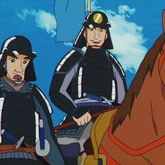 Matabei and Goemon