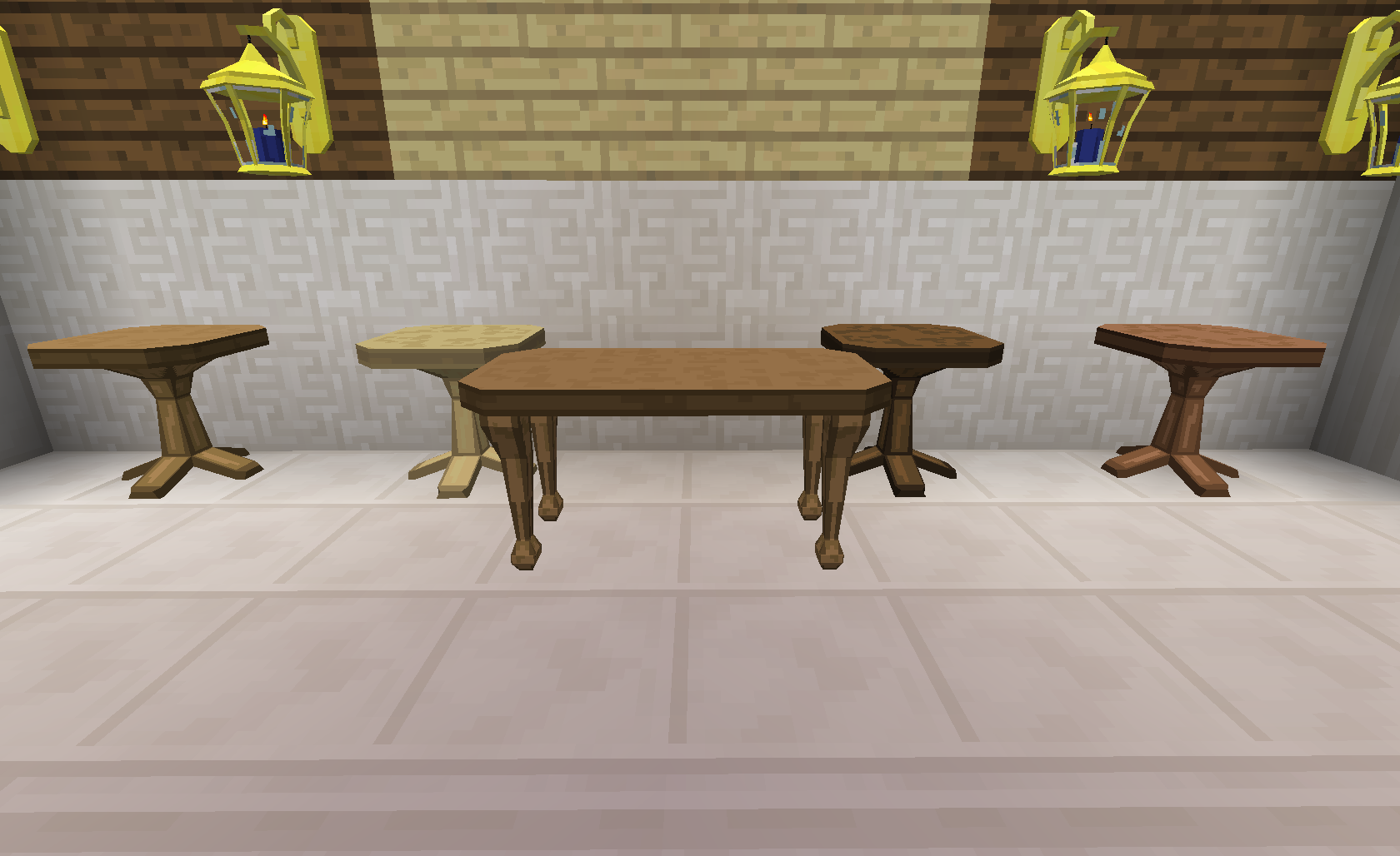 Tables · DL7PS4Z 1
