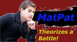 Theorizes a battle