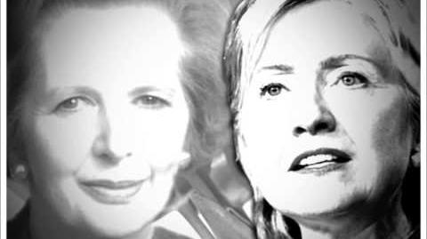 Crazy Rap Battles 4 Margaret Thatcher VS Hillary Clinton Instrumental