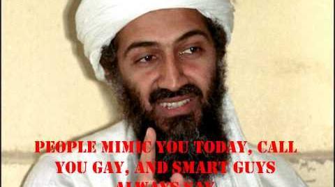 Crazy Rap Battles 2 Adolf Hitler VS Osama Bin Laden