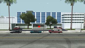 Los Santos Hospital (Market)