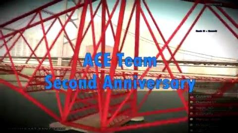 ACE Team 2nd Anniversary