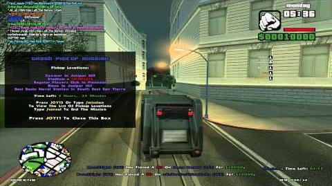 CBCNR Video - Trash Pickup Mission
