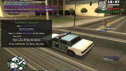 CBCNR Video - Manhunt Mission-2