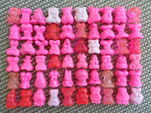 5 Full Pink Set