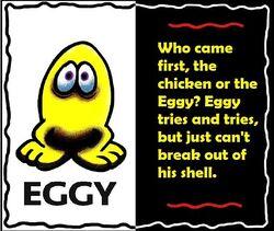 Gogo's Crazy Bones - Eggy - Theme Music