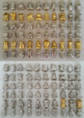 (04) Original 60 Precious Metal Set x2