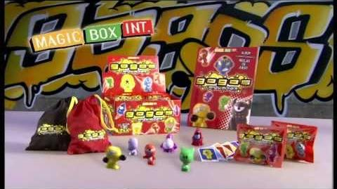 Gogo's Crazy Bones© Series 1 - TV Commercial (UK)