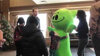 Gogo's Crazy Bones - Toronto Police 2010 Holiday Event