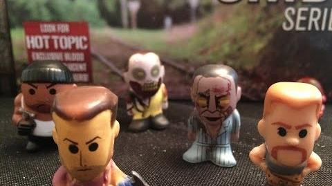 The Walking Dead Chibis Series 2 Hot Topic Exclusive Unboxing