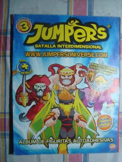 Album-jumpers-con-2-figuritas-pegadas-2012-originals-3-D NQ NP 6171-MLA4610045761 072013-F