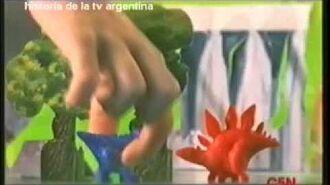 HISTORIA DE LA TV ARGENTINA REVISTA BILLIKEN PUBLICIDAD 2012