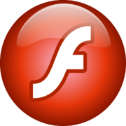 Macromedia Flash 8 icon