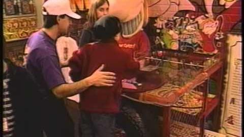 Crazy Bones at the Convention Centre Toronto 1999