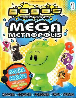 Megametropolismosh