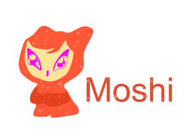 Moshi Drawing made Online By Funky Fighter