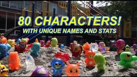 Gogo's Crazy Bones - Teaser for our latest Gogo's video