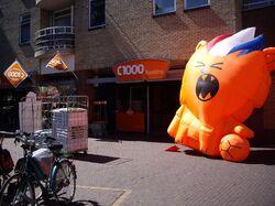 Inflatable Gogo Fut
