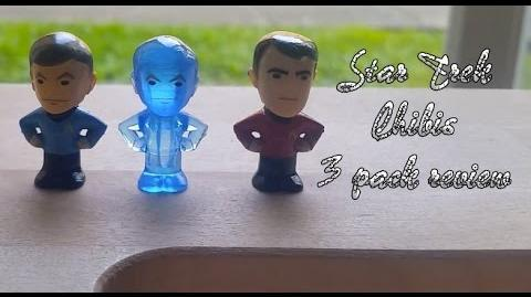 Star Trek chibis 3 pack review