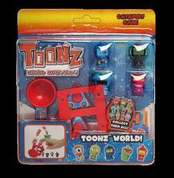 Toonz catapult set