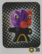 MW Fist Sticker
