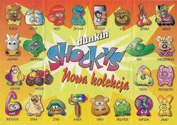 DunkinShockys2Checklist