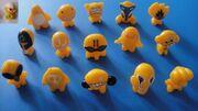 Yellow fist